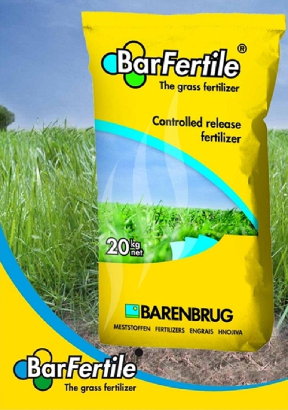 Rasendünger Barenbrug BarFertile Eco 20 kg