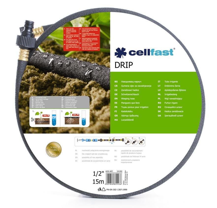Cellfast Drip 7,5m und 15m Länge