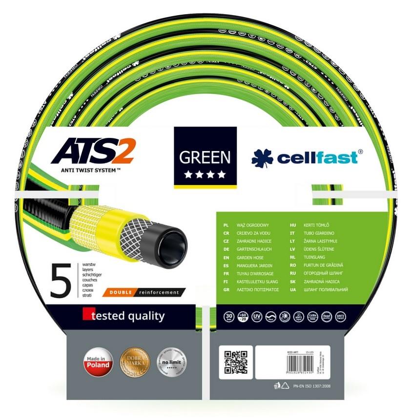 Cellfast Green ATS2 1/2'' - 3/4'' in 20m, 25m und 50m Länge
