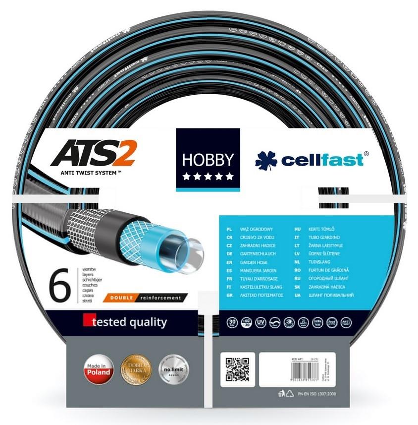 Cellfast Hobby ATS2 1/2'' - 1'' in 25m und 50m Länge