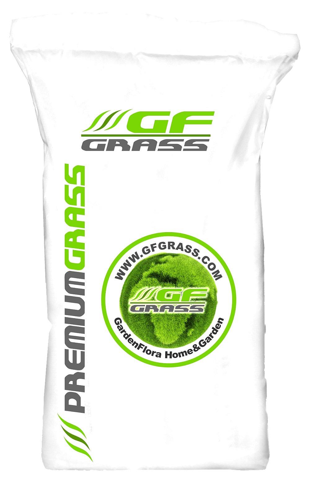 Rasensamen GF Premium Grass 1kg - 30kg