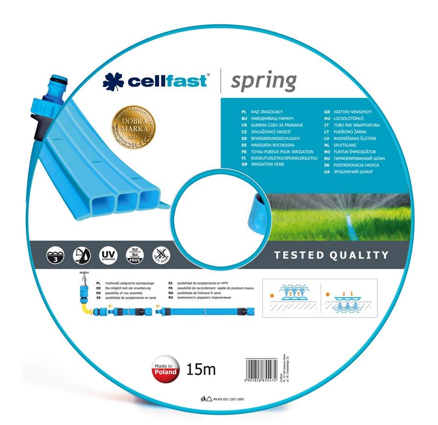 Cellfast Spring 7,5m und 15m Länge