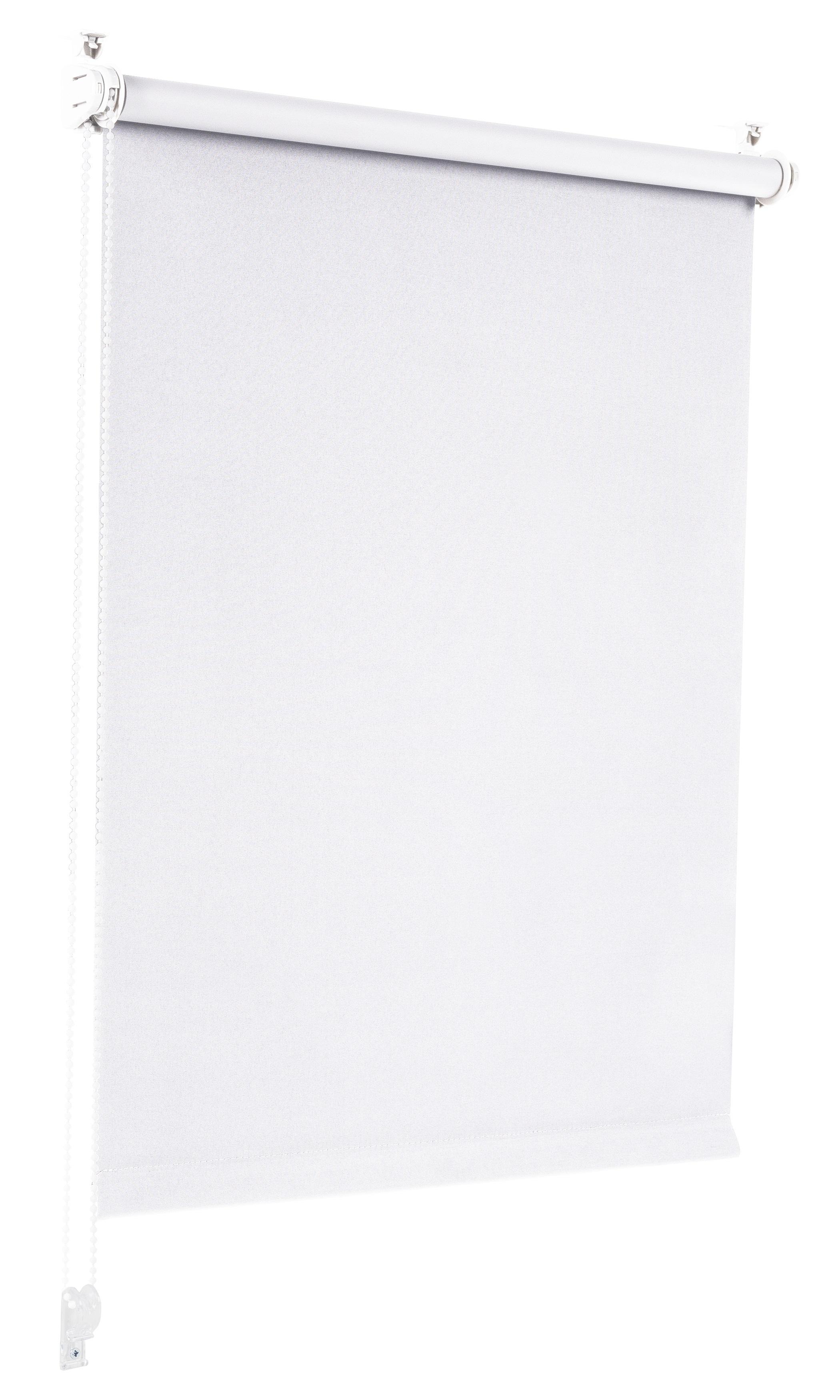 Sonello Verdunkelungsrollo Klemmfix ohne Bohren weiß